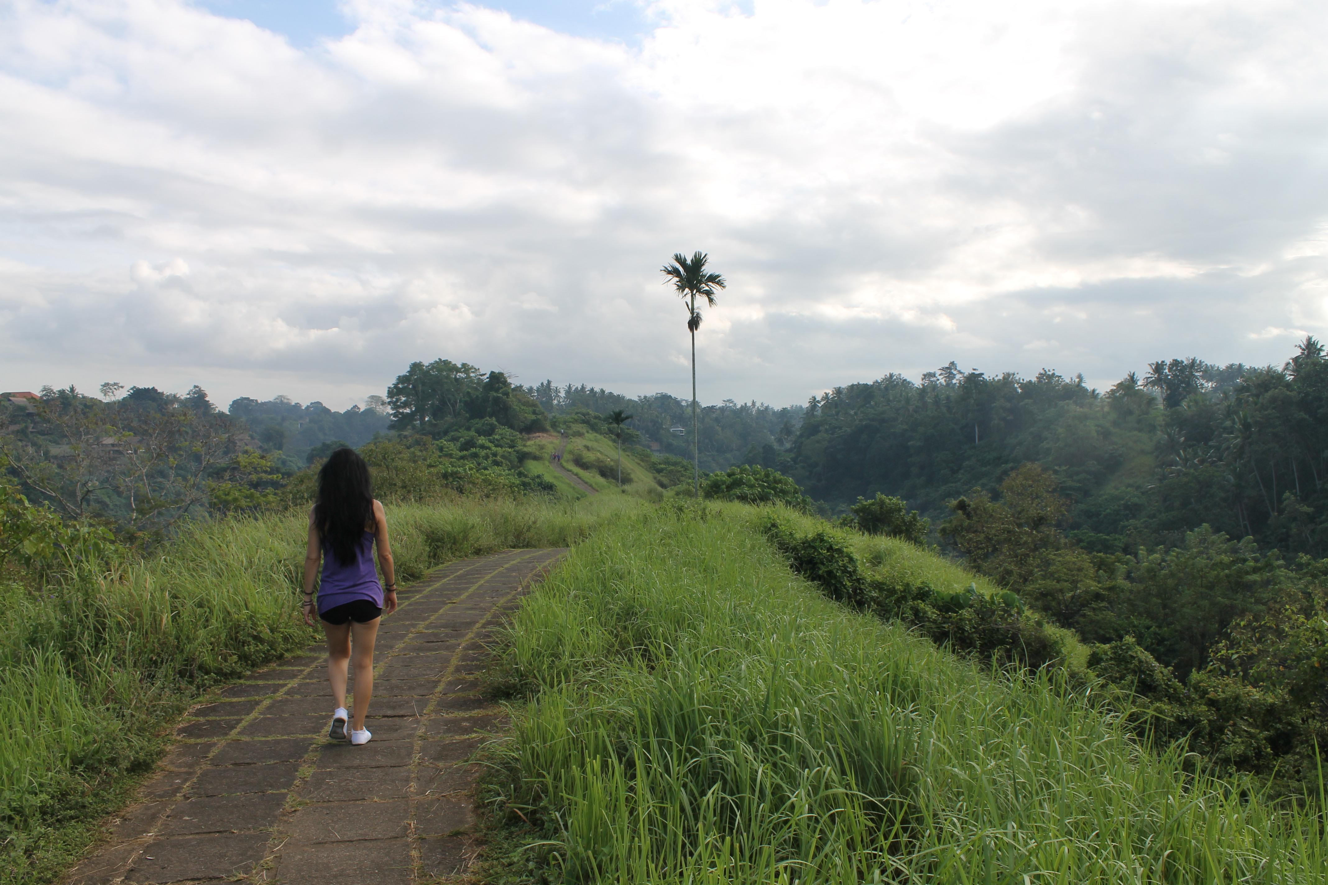 Campuhan Ridge Walk Ubud, Bali
