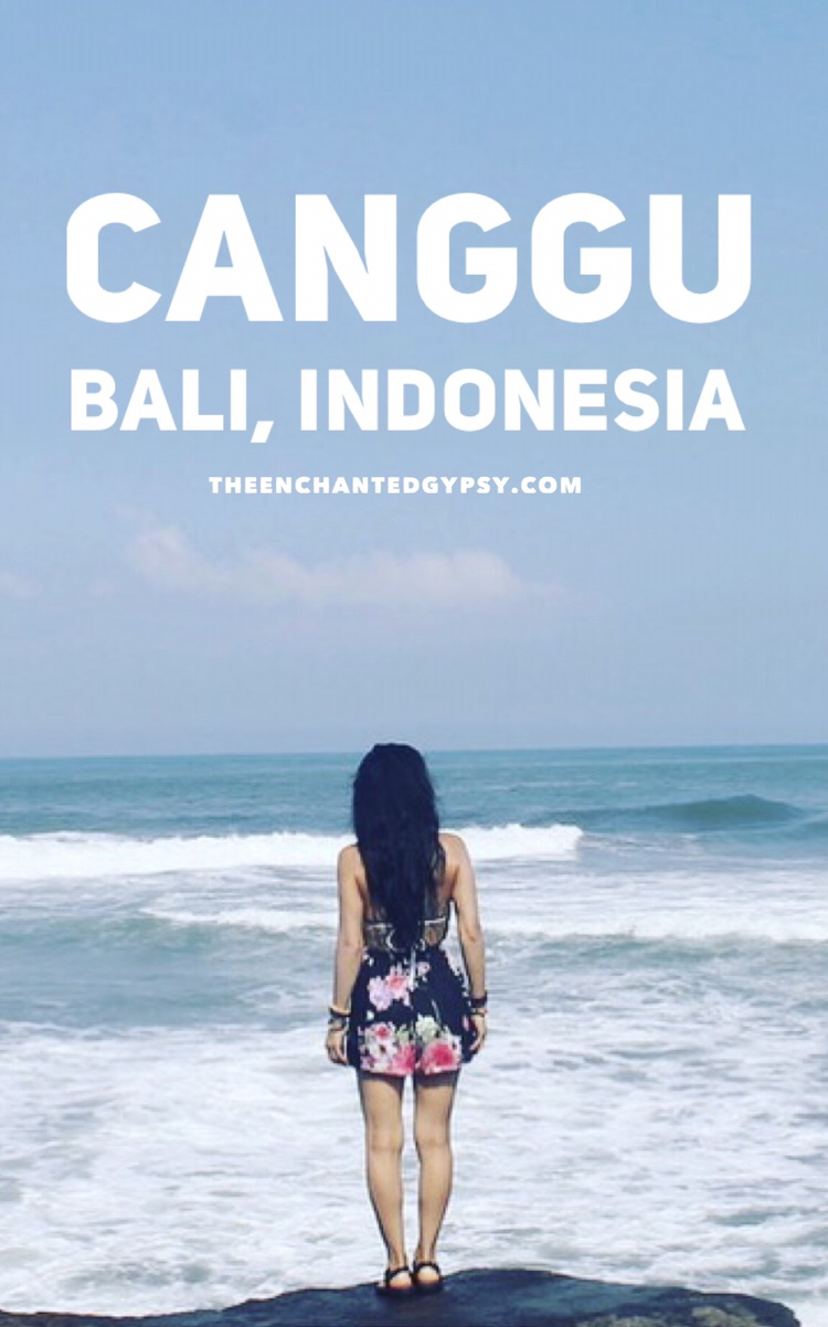 Canggu Beaches, Bali, Indonesia www.TheEnchantedGypsy.com