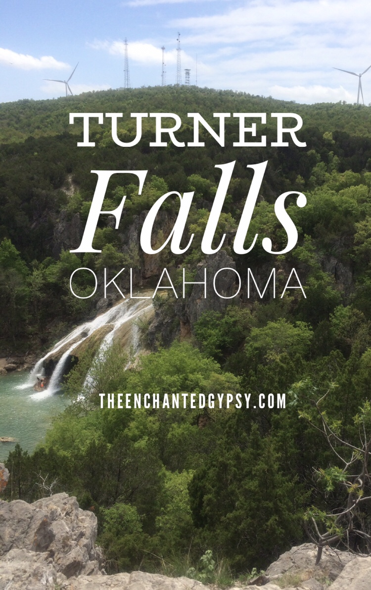 Turner Falls Davis, Oklahoma www.TheEnchantedGypsy.com