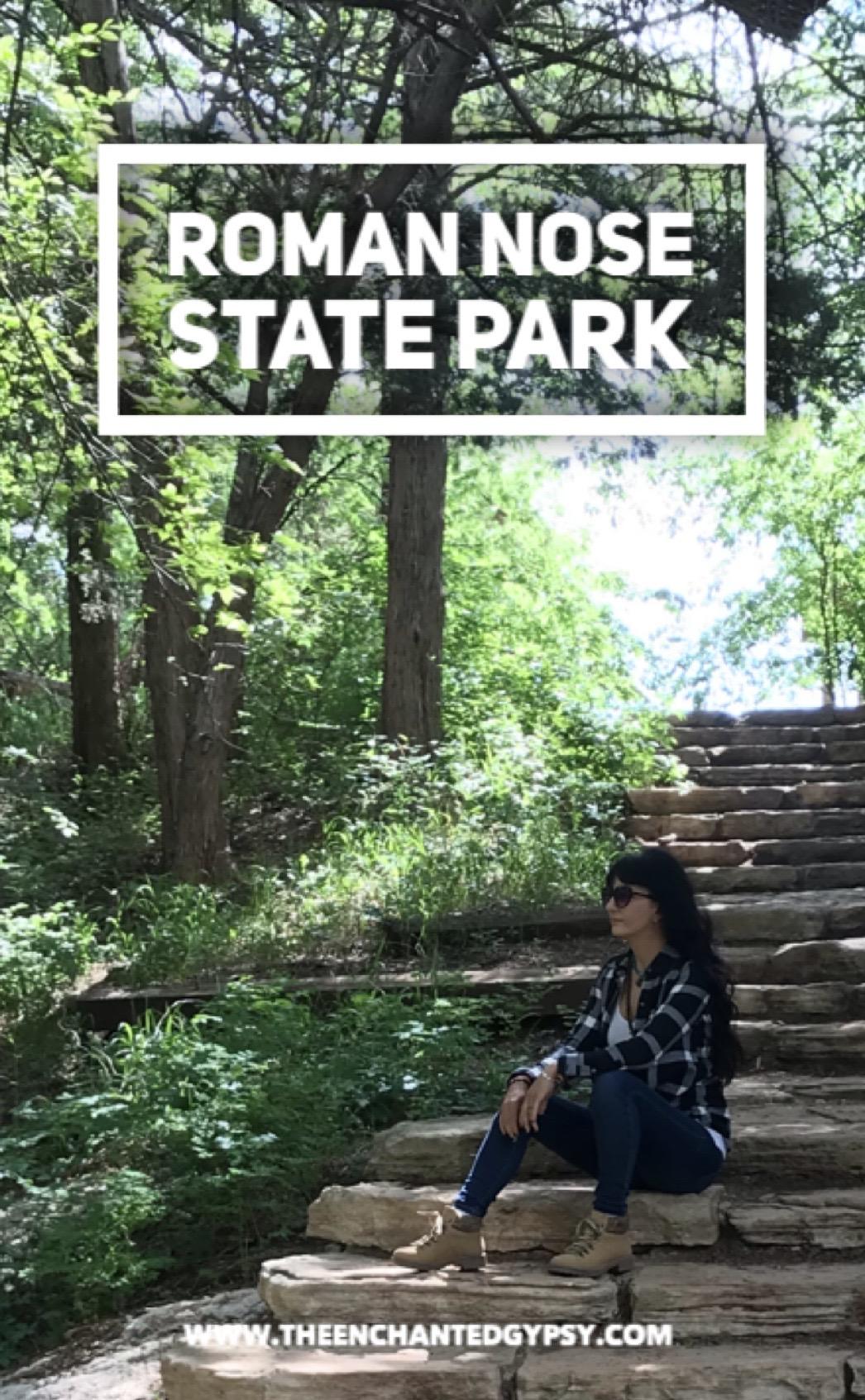 Roman Nose State Park