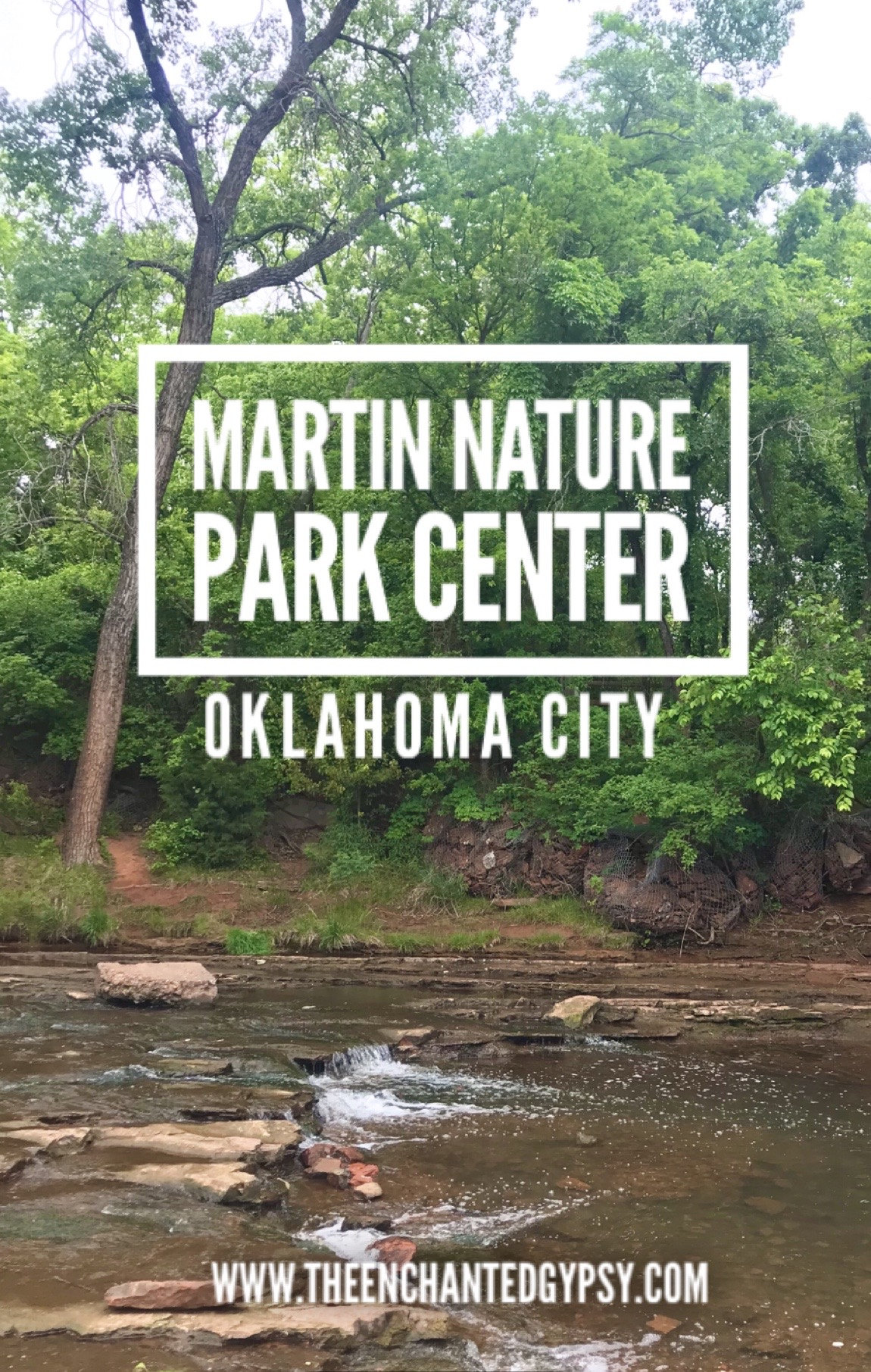 Martin Nature Park Center, Oklahoma City