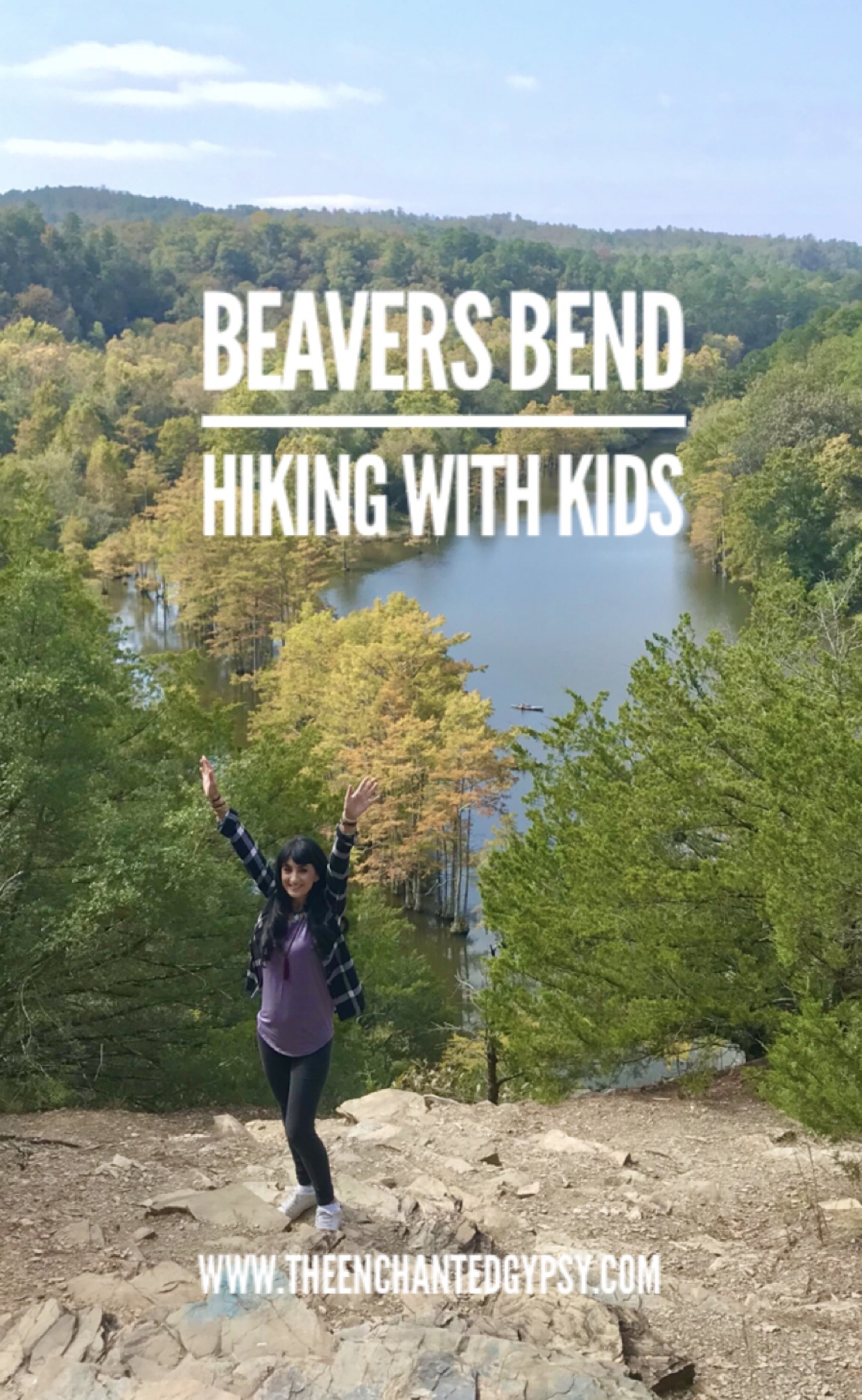 Beavers Bend hiking